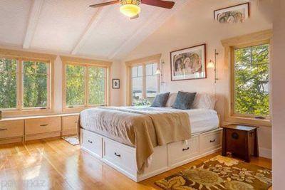 ترفندهایی برای دکوراسیون اتاق خواب کوچک