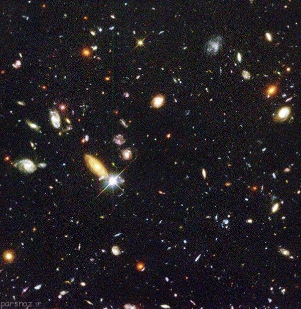 ثبت عکس تاریخی در علم نجوم