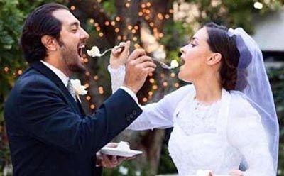 ماجرای عروسی بهرام رادان در امریکا