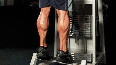 حجیم کردن عضلات ساق پا با این روش ها
