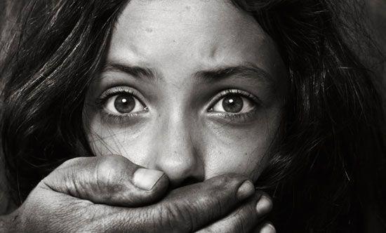 شناخت کودکی که مورد آزار قرار گرفته