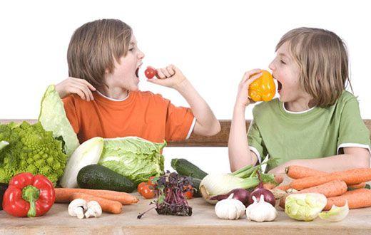 گیاه خواران این خوراکی ها را بخورید