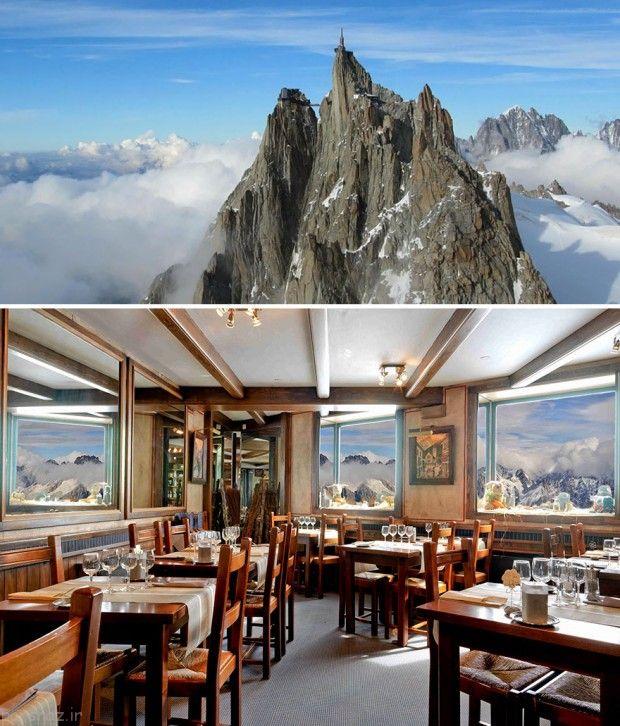 جالب ترین رستوران های دنیا را ببینید