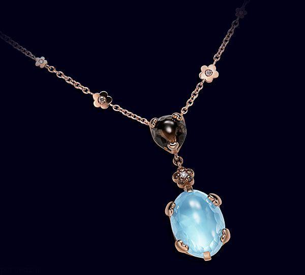 مدل طلا و جواهرات شیک از برند Pasquale Bruni