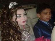 خبر جنجالی عروسی پسر 12 ساله و دختر 11 ساله