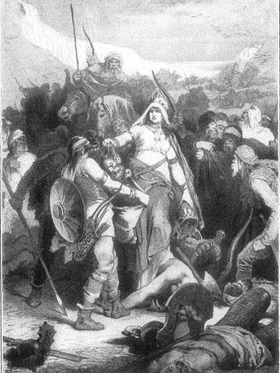 روایت مرگ کوروش پادشاه هخامنشی