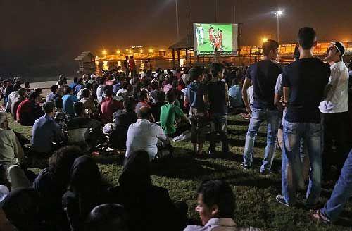 فوتبال و آشوب همراهان همیشگی