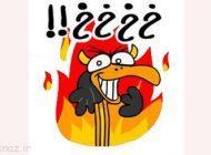 اس ام اس و جوک های خفن تلگرامی خنده در حالت انفجار