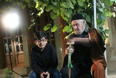 عکس های سریال علمدار به مناسبت ماه محرم