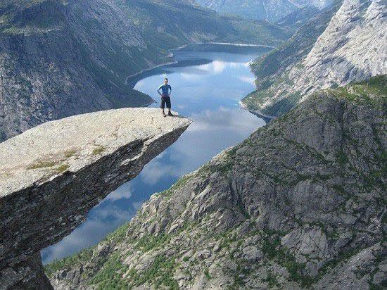 سواحل زیبا و سنگی نروژ را ببینید