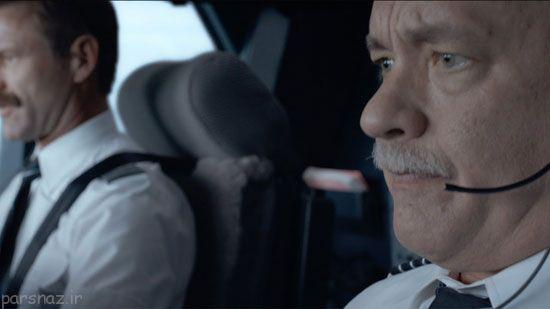 مروری بر فیلم سالی با هنرنمایی تام هنکس