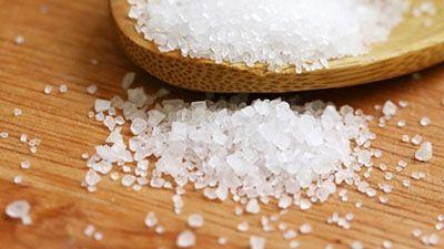 استفاده های نمک برای زیبایی و سلامت