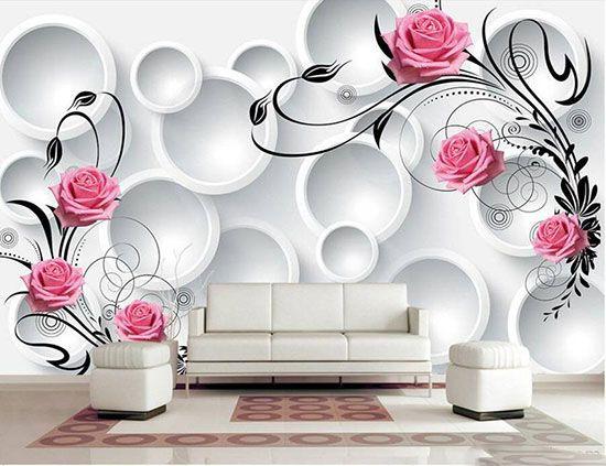 پوسترهای سه بعدی معجزه ای روی دیوار