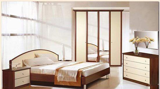 انواع مدل تخت خواب های ام دی اف زیبا و مدرن