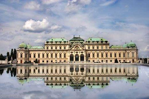 قصرهای باشکوه اروپایی را ببینید
