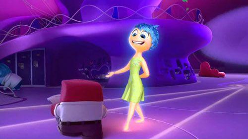 انیمیشن Inside Out با محتوای روان شناسی