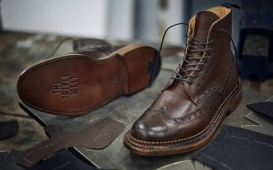 مدل کفش بوت های پاییزی برای آقایان خوش تیپ