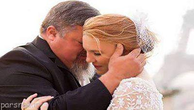مرد 68 ساله با نوه خود ازدواج کرد