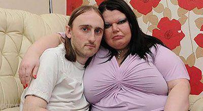 اوضاع شوهر حسودترین زن دنیا را ببینید