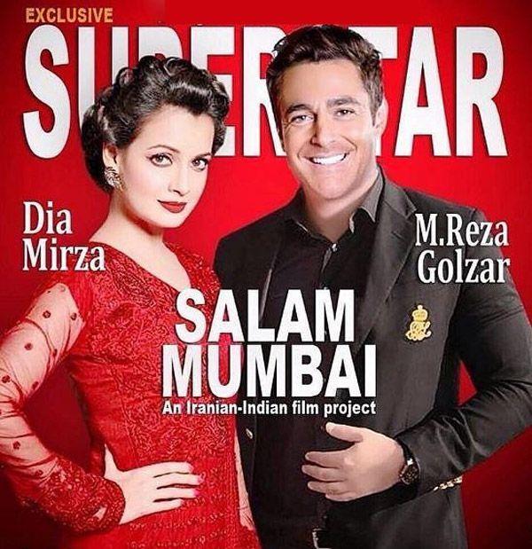 فیلم هندی بمبئی سلام با بازی گلزار در سینما