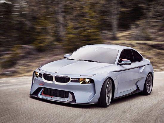 عکس های ماشین های کانسپت BMW