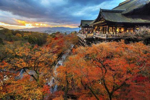 شهرهای زیبای پاییزی جهان را بشناسید