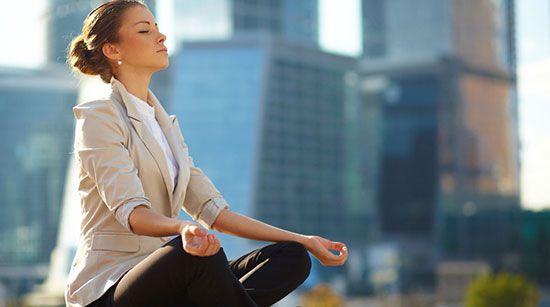مدیتیشن عامل ایجاد آرامش درونی