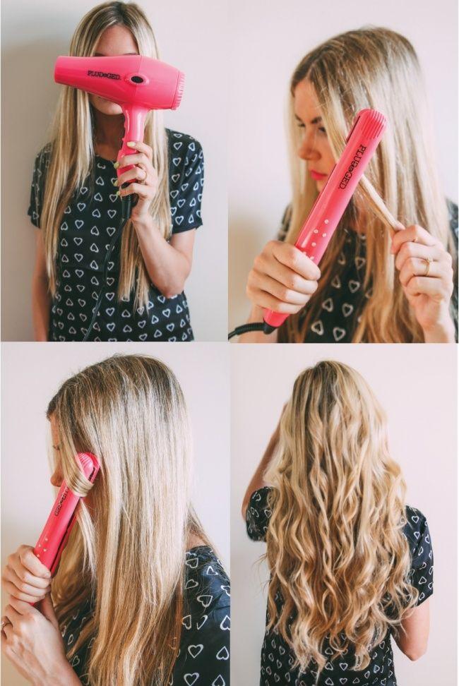 ترفندهای اتو کردن موها برای خانم ها