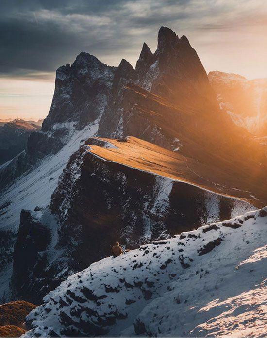 عکس های زیبا و دیدنی از طبیعت سراسر جهان