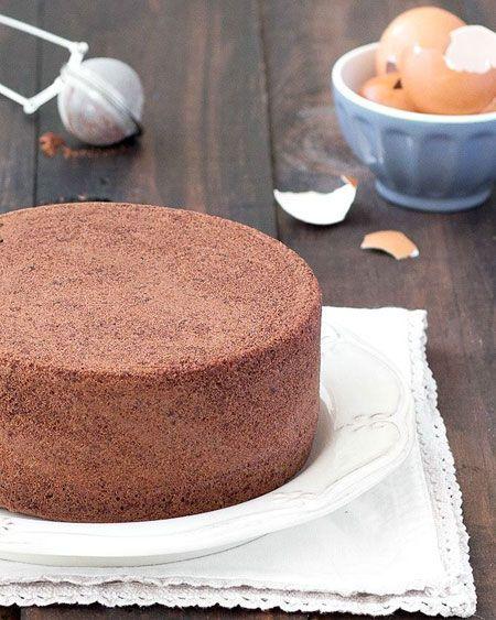 آموزش تهیه کیک اسفنجی به سبک ایتالیا