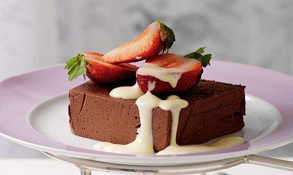 مارکیز شکلاتی دسری از کشور فرانسه