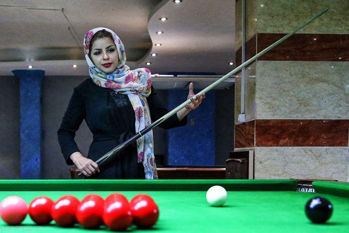 این دختر ایرانی سرنوشت ساز تاریخ شد +عکس