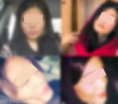 دختران مدلینگ در مشهد دستگیر شدند