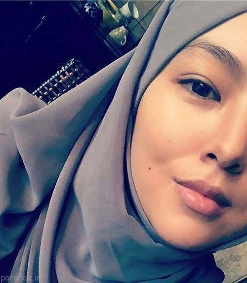 دختر ملکه زیبایی قرقیزستان مسلمان شد