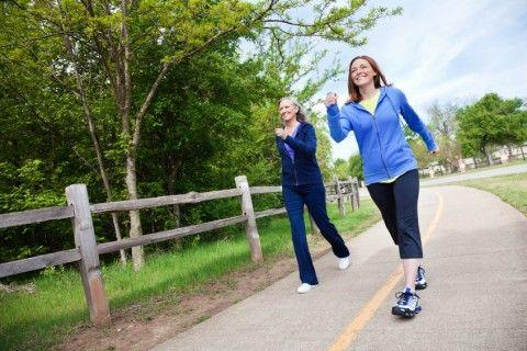 علت سنگین شدن پا بعد از پیاده روی