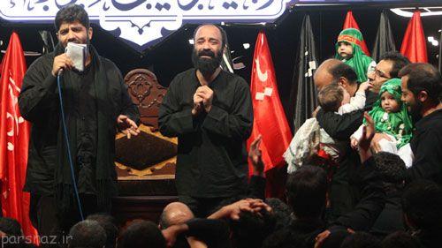 محرم با مداحی عبدالرضا هلالی