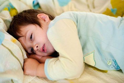 عادت به خواب نیمروزی در کودکان