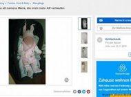 فروش نوزاد 40 روزه در فضای مجازی +عکس