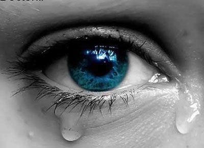 دلیل اشک ریزش در هوای سرد