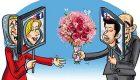 نقاب زدن و شخصیت جذاب در اینستاگرام