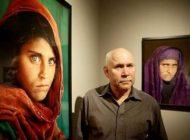 دختر مشهور چشم سبز افغان بازداشت شد