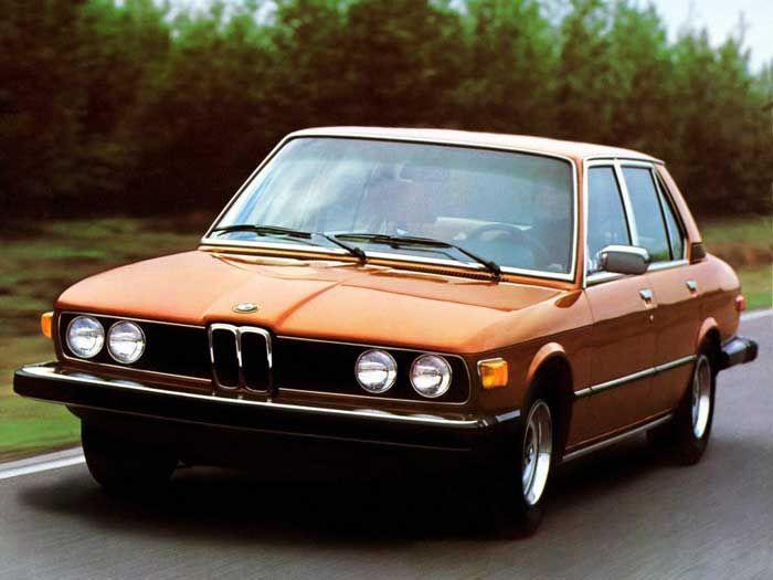 عکس های ماشین خاطره انگیز BMW E12