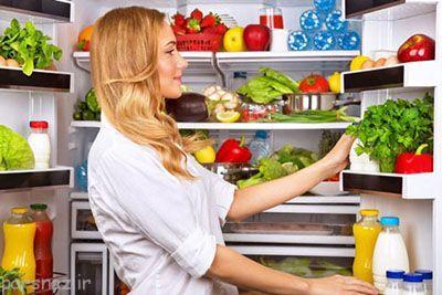 روش های نگهدای انواع مواد غذایی