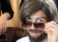 کلیپ کریس رونالدو با لباس و چهره گریم شده در خیابان