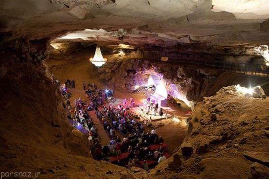 طرفداران موسیقی به این مکان ها بروید