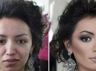 زنی که با رو شدن قیافه بدون آرایش طلاق داده شد