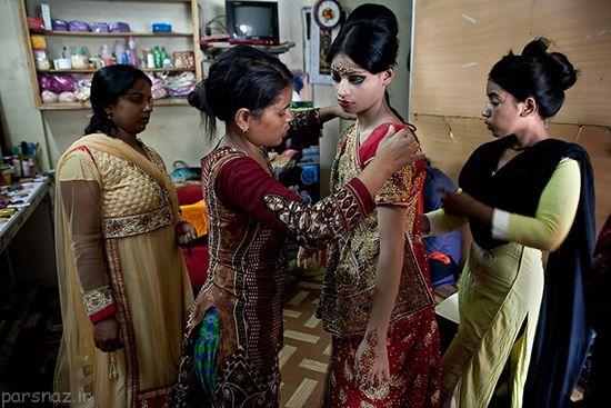 ازدواج اجباری برای این دختران در بنگلادش