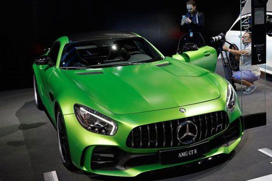 عکسهای بهترین ماشین های نمایشگاه خودرو پاریس