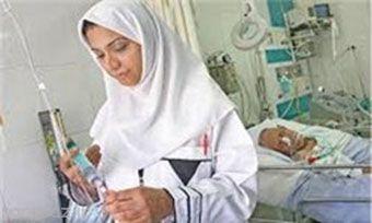 کمترین حقوق پرستاران ایرانی 2 میلیون تومان