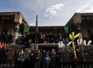 عزاداری اقوام مختلف ایرانی در تهران